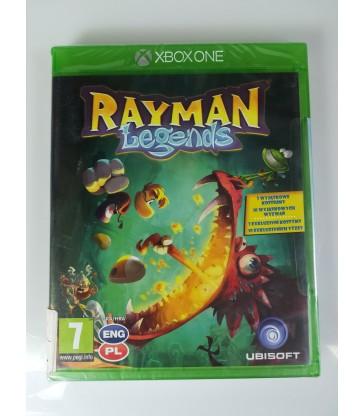 Gra na XBOX ONE: Rayman Legends Nowa! / Alojzjanów