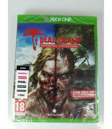 Gra Dead Island Definitive Edition NOWA FOLIA PS4 / Alojzjanów