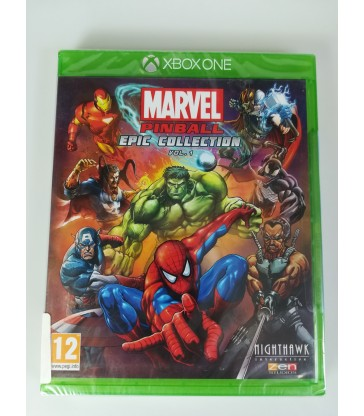 Marvel Pinball Epic Collection vol.1 / Alojzjanów