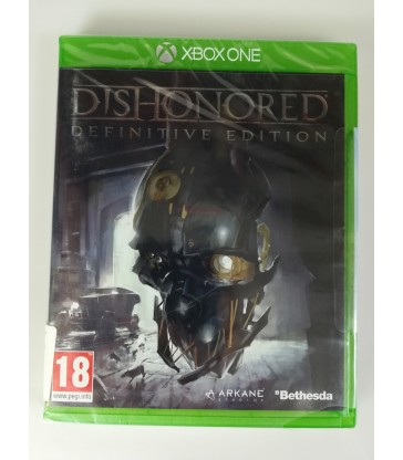 Gra na XBOX ONE: Dishonored Definitive Edition Nowa!