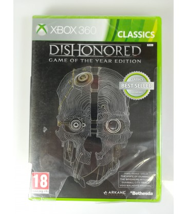 Dishonored - Game of the Year Edition / Alojzjanów