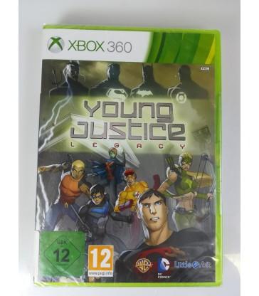 Young Justice Legacy / Alojzjanów