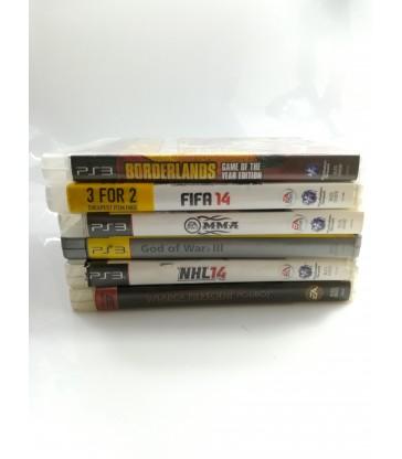 Gry na PlayStation 3 /Alojzjanów