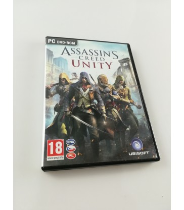 Gra na PC DVD-ROM Assassin's Creed/ Alojzjanów