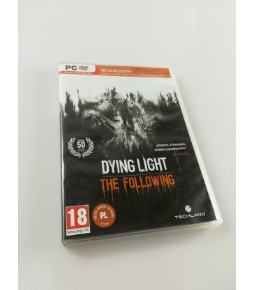 Gra na PC DVD-ROM Dying Light The Following/ Alojzjanów