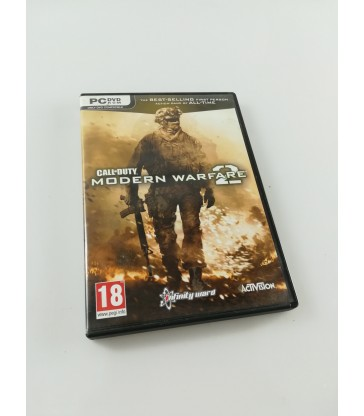 Gra na PC DVD-ROM Call Of Duty Modern Warfare 2/ Alojzjanów