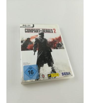 Gra na PC DVD-ROM Company Of Heroes 2/ Alojzjanów