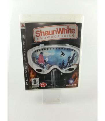 Gra PS3: Shaun White /Alojzjanów