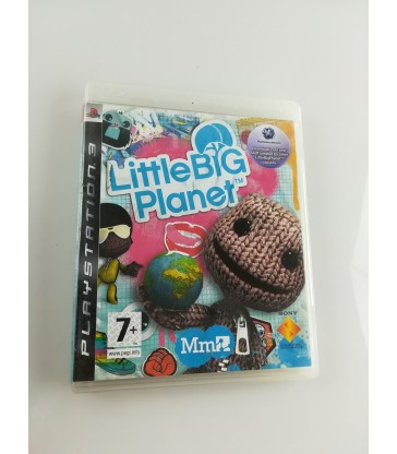 Gra PS3 Little Big Planet / Alojzjanów