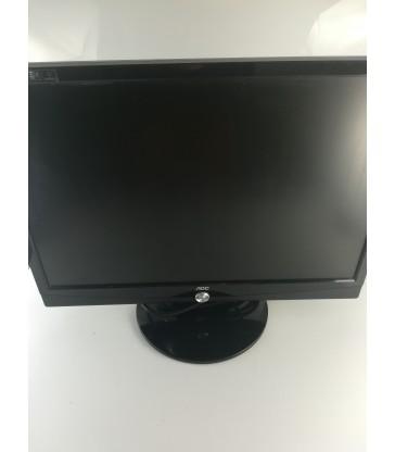 Monitor AOC LCD 917SW+ / Alojzjanów