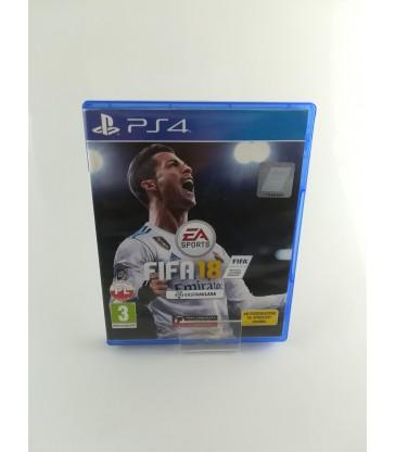 Gra PS4: Fifa 18 /Alojzjanów