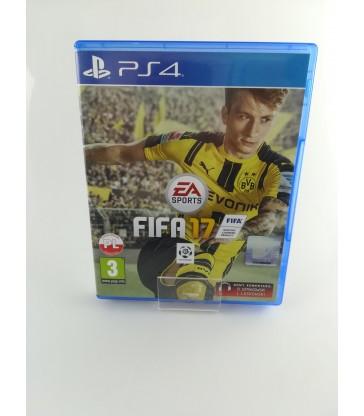 Gra PS4: Fifa 17 /Alojzjnów