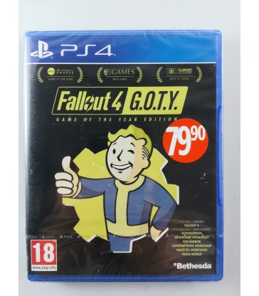 FALLOUT 4 G.O.T.Y., PS4, Nowa !