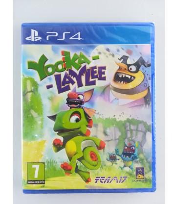 Yooka - Laylee , PS4, Nowa ! Zafoliowana! / Alojzjanów