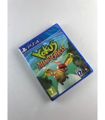 YOKU'S ISLAND EXPRESS PS4 Okazja! / Alojzjanów