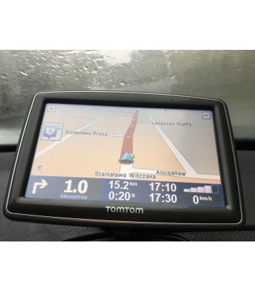 Nawigacja TomTom XXL Canada 310 / Alojzjanów