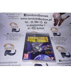 Borderlands The Pre Sequel PlayStation 3 /Alojzjanów