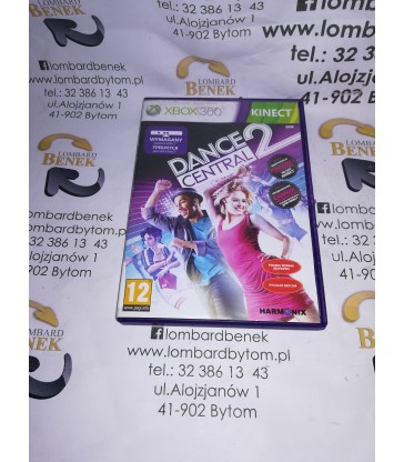 Dance Central 2/ Alojzjanów