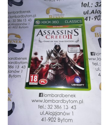 Assassin`s Creed II / Alojzjanów