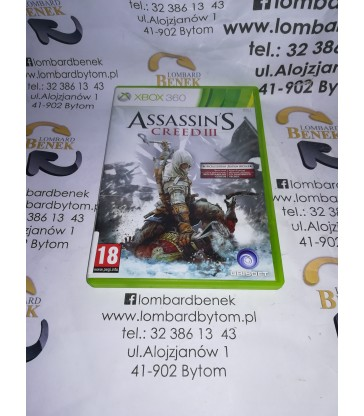 Assassin`s Creed III / Alojzjanów
