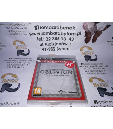 Gra The Elder Scrolls IV Oblivision PS3 / Alojzjanów