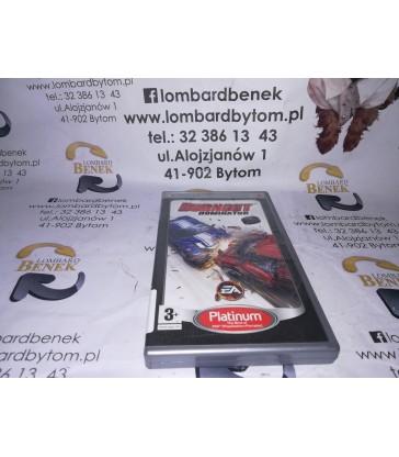 Burnout Dominator - PSP / Alojzjanów