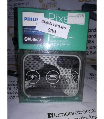 Głośnik Philips Pixel Pop Bt110R NOWY /Alojzjanów