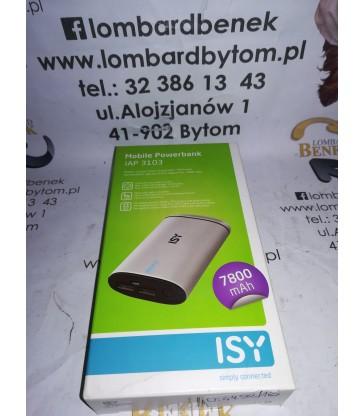 Powerbank ISY 7800 mAh /Alojzjanów