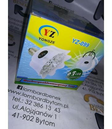 Lampa żarówkowa Yongze YZ-099 Nowa! / Alojzjanów