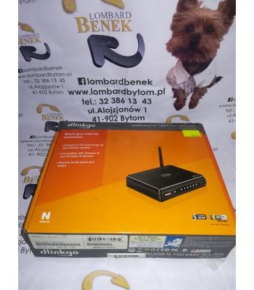 Bezprzewodowy router Dlinkgo wireless n 150 easy router