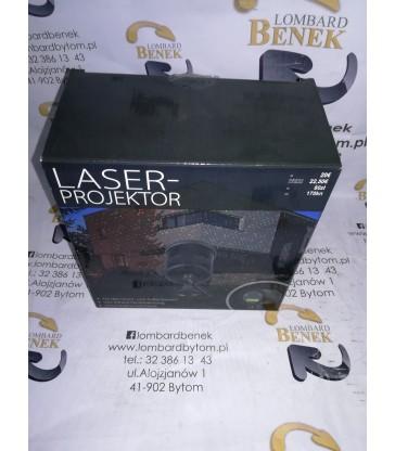 Projektor laserowy zewnętrzny/ Alojzjanów