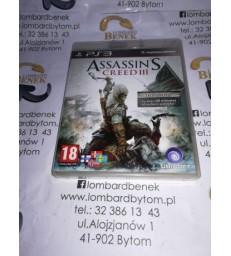Assasin's Creed III PS3 /Alojzjanów