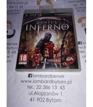 Dante's Inferno PS3 /Alojzjanów