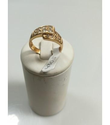 Złoty pierścionek m:5.4 r:22 p:333 /Alojzjanów