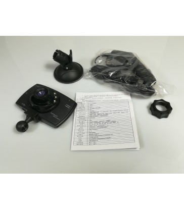 Wideorejestrator samochodowy /Alojzjanów