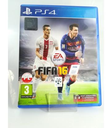 Gra na PS4: Fifa 16 ! / Alojzjanów