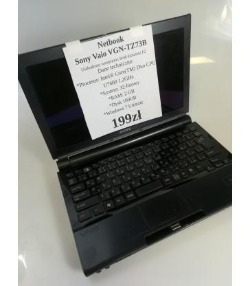 Netbook Sony VAIO VGN-TZ73B / Alojzjanów